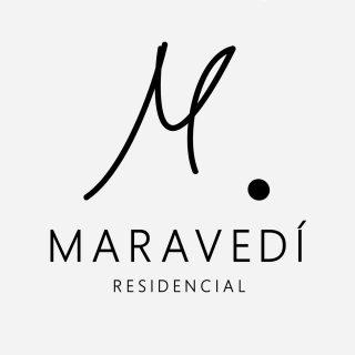 Logotipo residencial Maravedí